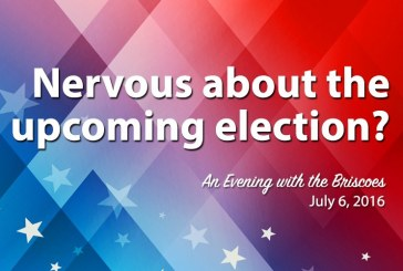 Nervous about the election?