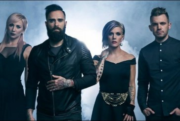 Skillet Releases Music Video For 'Feel Invincible'
