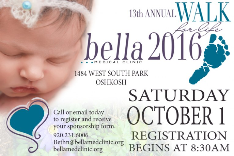 Bella Walk 2016