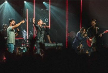 Elevation Worship Leads Capacity Crowds in Praise