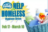 Help for the Homeless 2019