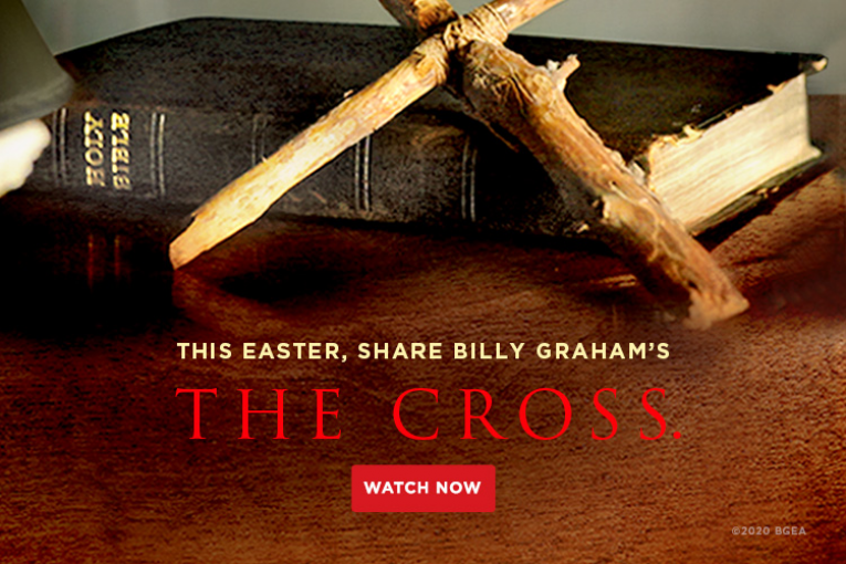 Billy Graham – The Cross