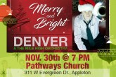 Denver and the Mile High Orchestra Christmas Tour