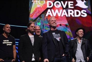 MercyMe Takes Home Artist of the Year During 48th Annual GMA Dove Awards