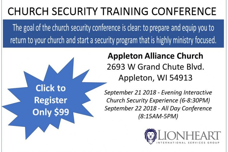 Church Security Event