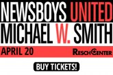 Newsboys and Michael W. Smith #2