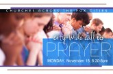 City Wide Prayer