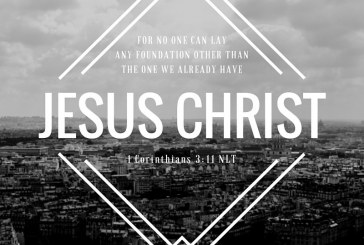 July 27th – 1st Corinthians 3:11