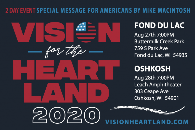 Vision for the Heartland 2020