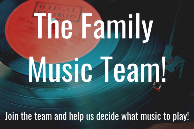 Join The Family Music Team!